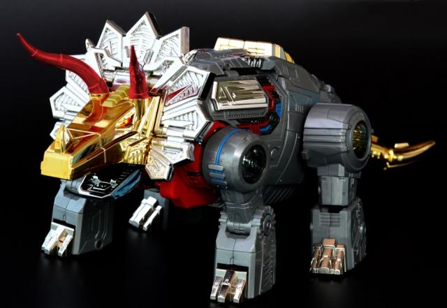 FansToys FT-04T - Iron Dibots No.1 - Scoria