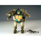 Beast Wars - Deluxe Transmetals - Rhinox - Loose - 100% Complete