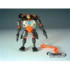 Beast Wars - Transmetals 2 - Optimus Minor - Loose - 100% Complete