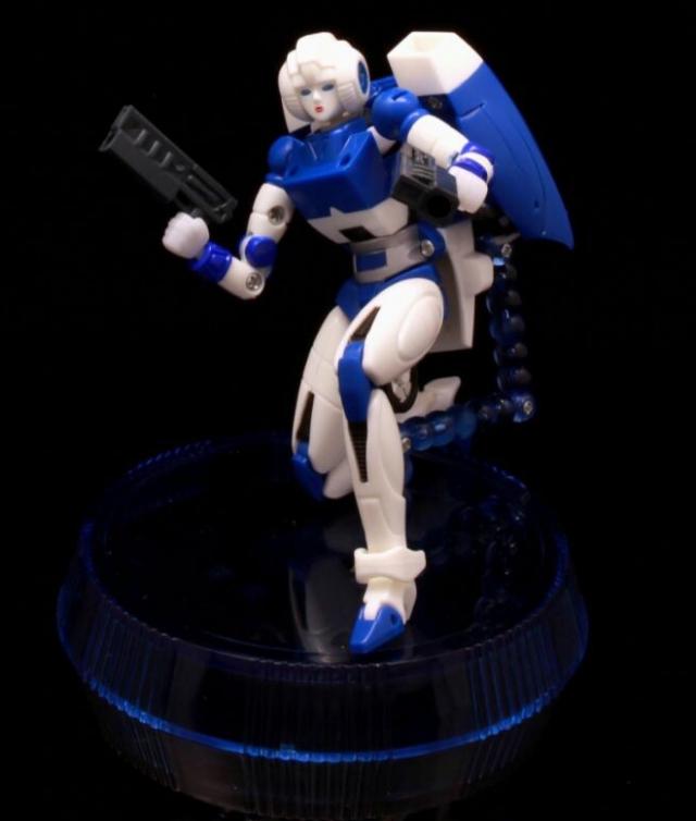 MGT-01 Delicate Warrior - Blue Version