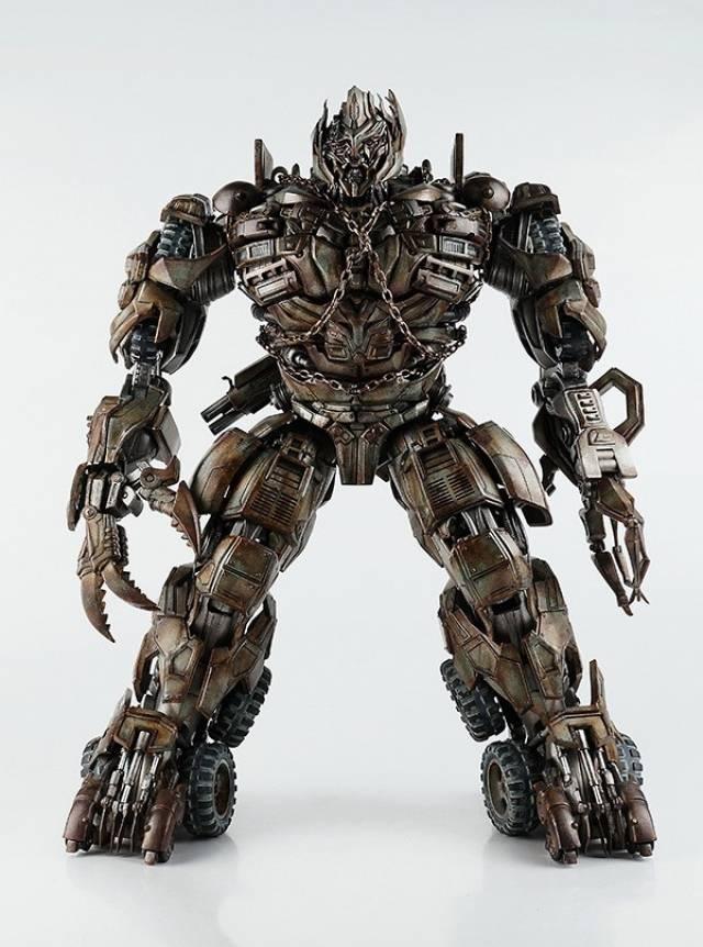 Transformers Megatron Premium Scale - 18.5'' Collectible Figure