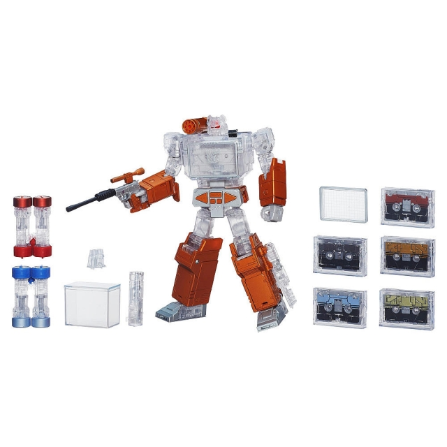 Platinum Edition - Masterpiece Soundwave with Cassettes - Year of the Goat Version