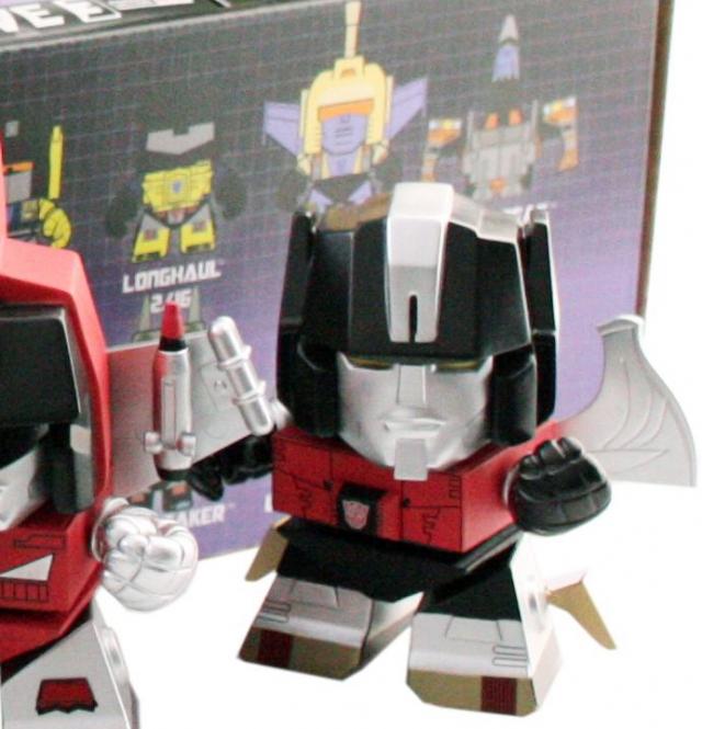 Loyal Subjects - Transformers - Wave 3 - Sludge