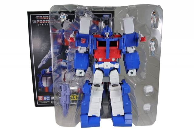 Masterpiece - MP-22 Ultra Magnus - MIB - 100% Complete