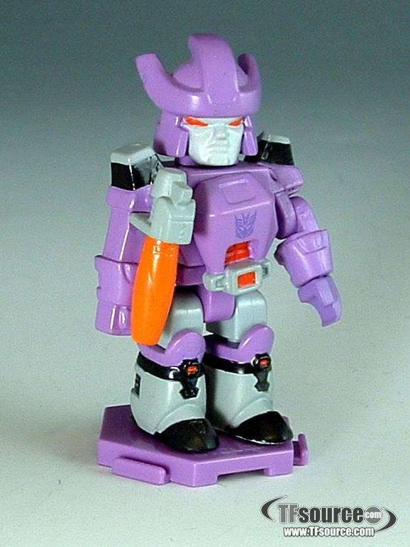 Transformers G1  - MyClone Galvatron - Loose - 100% Complete