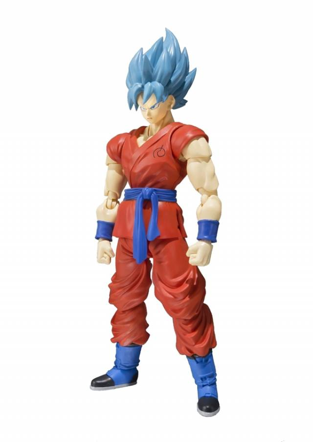 S.H. Figuarts - Dragon Ball - Super Saiyan God Super Saiyan Goku