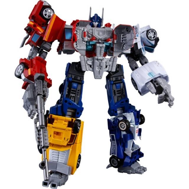 Transformers Unite Warriors - UW-05 - Convoy Grand Prime