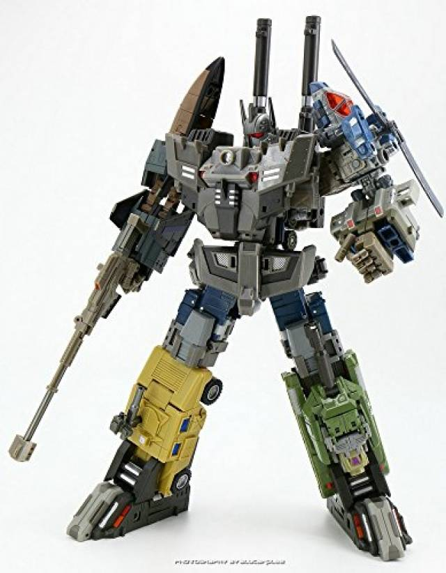 Shadow Fisher - SF01 Heavy Arms Upgrade Kit
