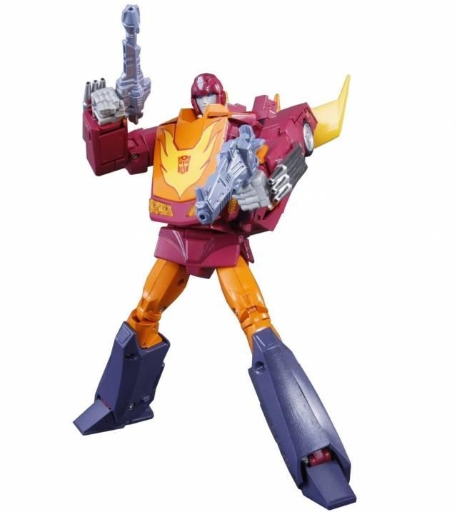 Transformers Masterpiece MP-28 Hot Rod 2.0