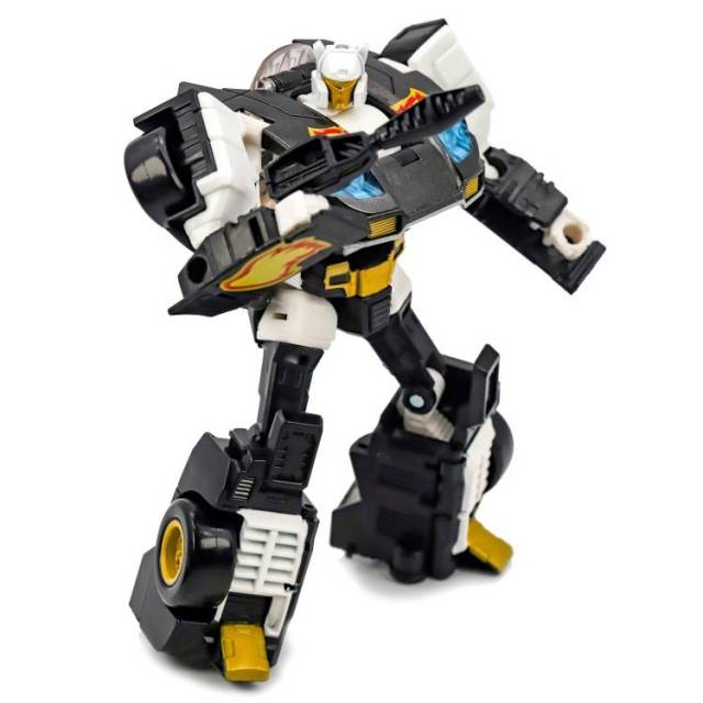 Transformers Generations Selects Deluxe Ricochet - Stepper