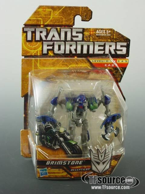 Transformers 2010 - Scout Series 1 - AA-10 Brimstone