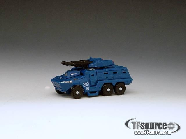 Transformers HFTD - Scout Series 2 - Breacher - Loose - 100% Complete