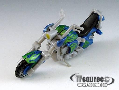 Transformers 2010 - Scout Series - Brimstone - Loose - 100% Complete