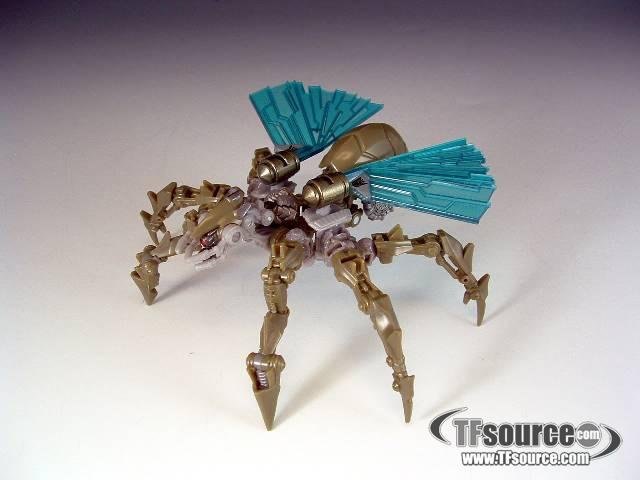 HFTD - Scout - Insecticon - Loose - 100% Complete