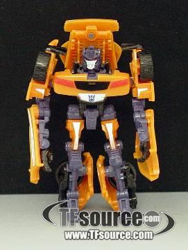 Transformers 2010 - Scout Series - Oil Pan - Loose - 100% Complete