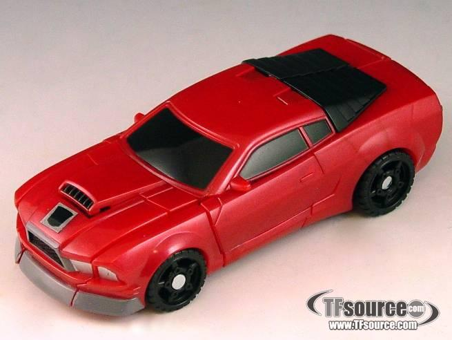 Transformers 2010 - Scout Series - Windcharger - Loose - 100% Complete