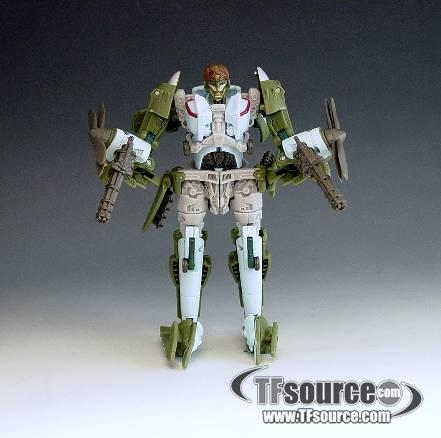 Transformers HFTD - Voyager Series  - Highbrow - Loose - 100% Complete