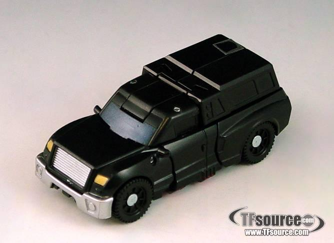 Transformers 2011 - Legends Series 02 - Trailcutter - Loose - 100% Complete
