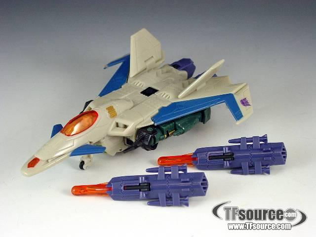 Transformers 2011 - Generations  - Thunderwing - Loose - 100% Complete