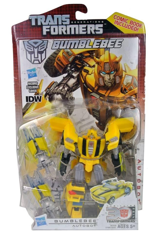 Transformers 2014 - Generations Series 03 - Deluxe Bumblebee