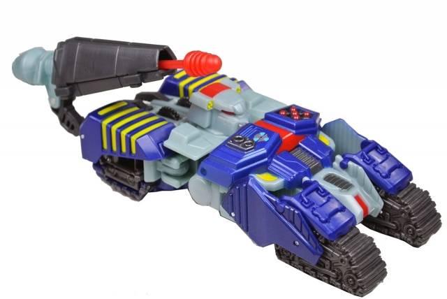 Transformers 2014 - Generations Series - Tankor - Loose - 100% Complete
