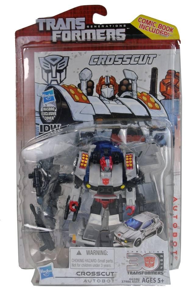 Transformers 2014 - Generations Series 03 - Deluxe - Crosscut - MOC