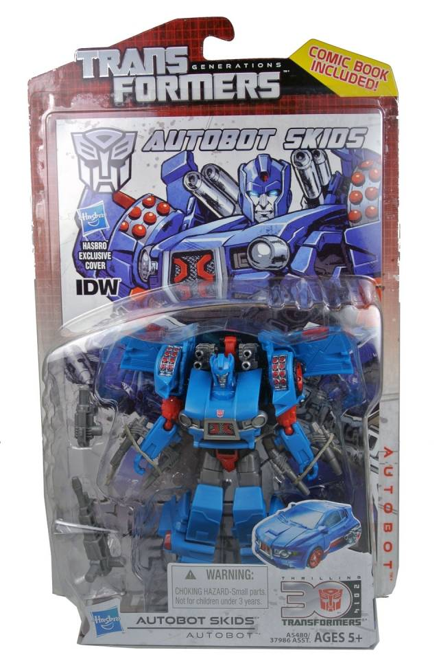 Transformers 2014 - Generations Series 01 - Deluxe - Skids - MOC