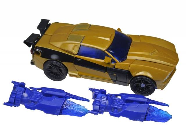 Transformers 2014 - Generations - Goldfire - Loose - 100% Complete