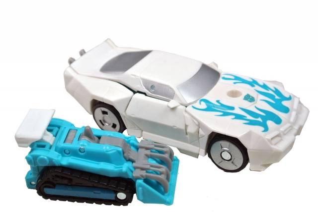 Transformers Generations 2014 - Tailgate w/Groundbuster - Loose - 100% Complete