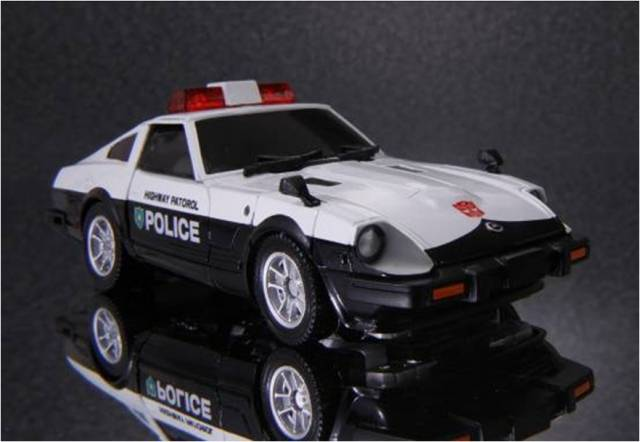 TAKARA TOMY Transformers masterpiece MP 17 police car boxed
