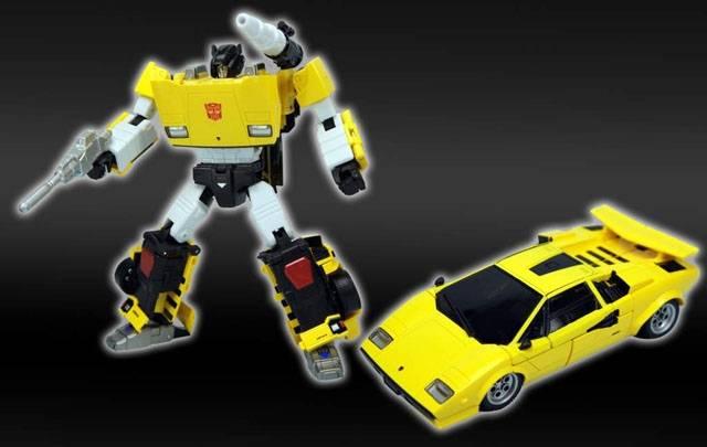 Transformers Masterpiece - MP-12T Tigertrack