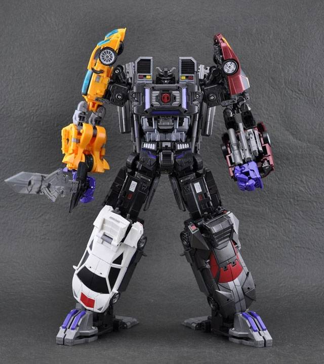 Fansproject - Causality M3 Crossfire Intimidator - Full Set of 5