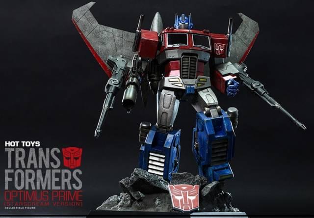 Hot Toys - G1 Optimus Prime (Starscream Version)