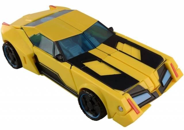 Transformers Adventure - TAV01 - Bumblebee