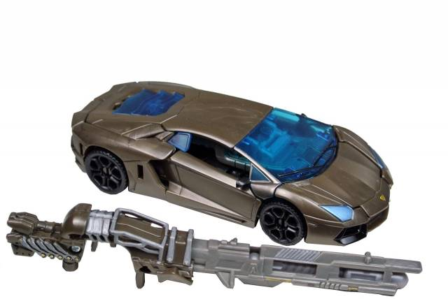 Transformers 4 - Lost Age - AD26 - Lockdown - Loose - 100% Complete