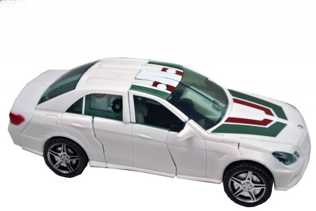 Transformers 4 - Lost Age - Aeon Exclusive Wheeljack - Loose - 100% Complete
