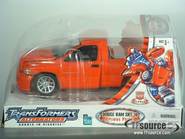 Alternators - Optimus Prime - MIB - 100% Complete