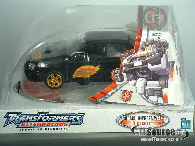 Alternators - Ricochet - MIB - 100% Complete