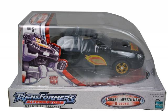 Alternators - Ricochet - MISB