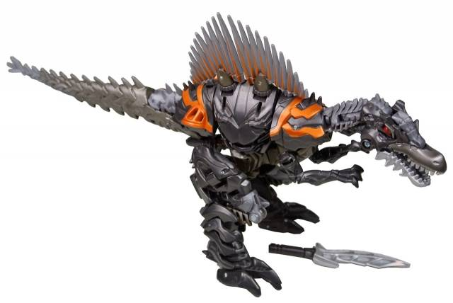 Transformers Lost Age - Black Knight Scorn - Loose - 100% Complete
