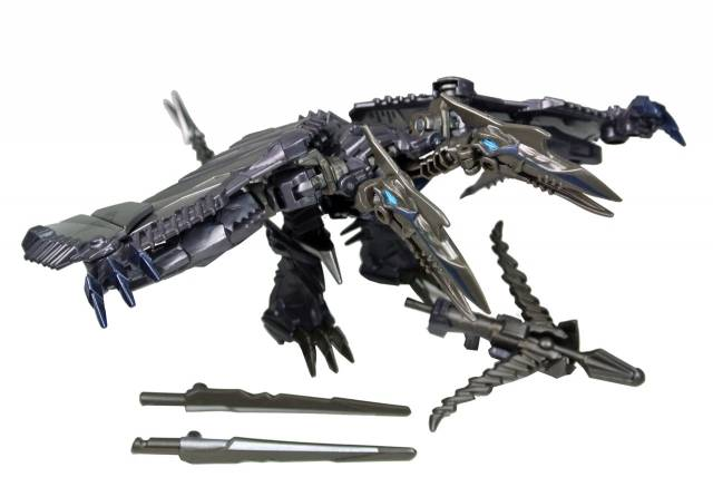 Transformers Lost Age - Black Knight Strafe - Loose - 100% Complete