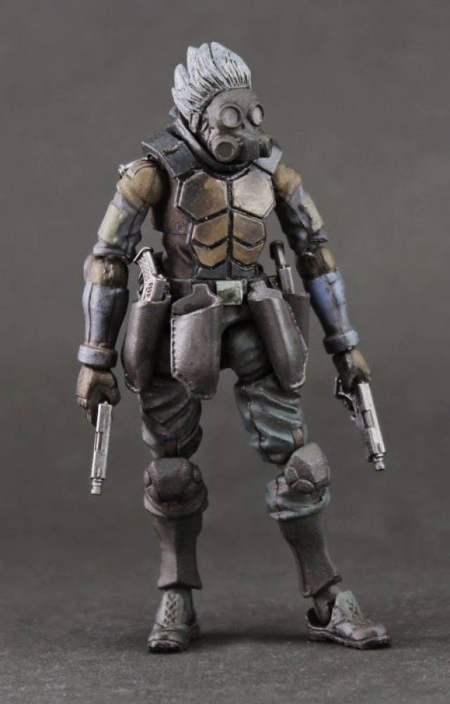 Acid Rain Bucks Team - Jack Figure