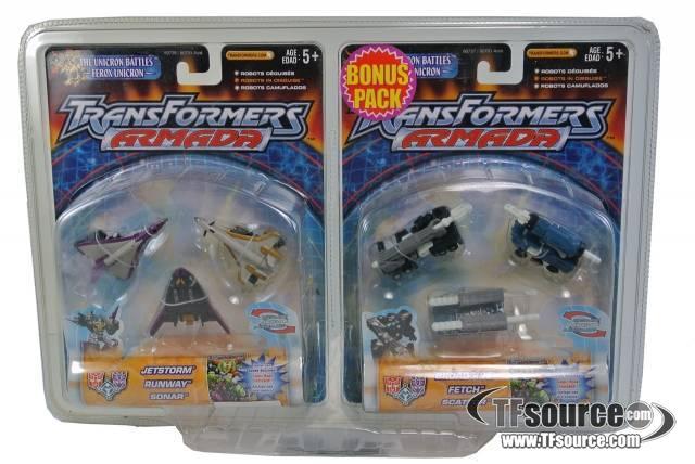 Armada - Bonus Pack - Air Assault and Night Attack Mini-Con Team - MOSC