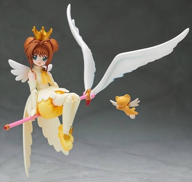S.H.Figuarts - Cardcaptor Sakura - Sakura Kinomoto