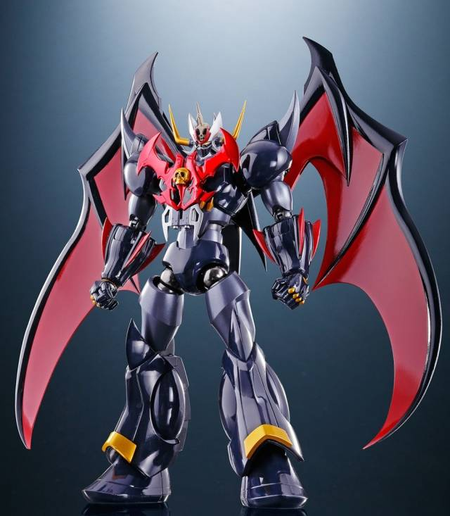 Super Robot Chogokin - Mazinkaizer SKL Final Count