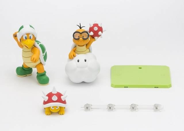 S.H. Figurarts - Super Mario Diorama Playset E