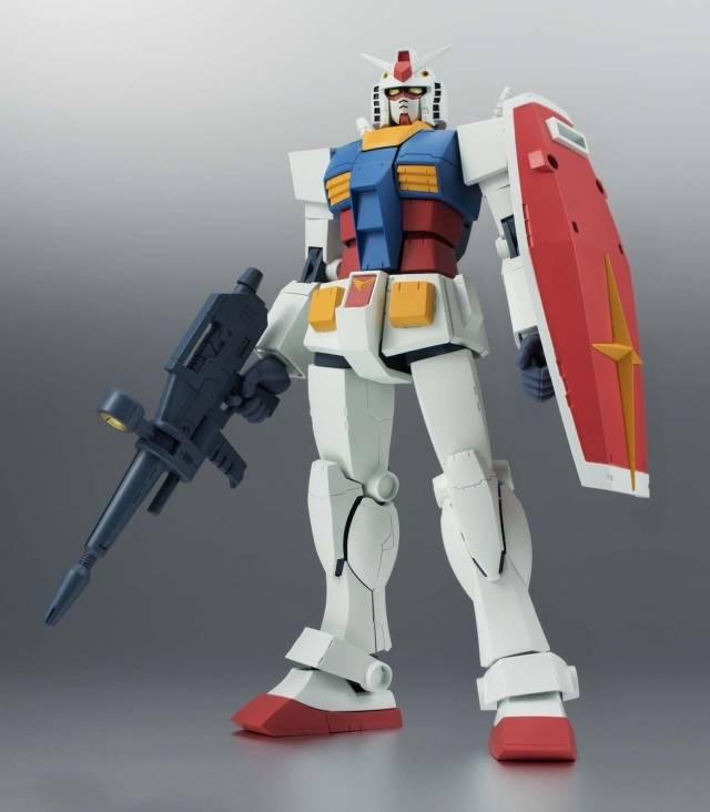 Robot Spirits - RX-78-2 Gundam ver. A.N.I.M.E.