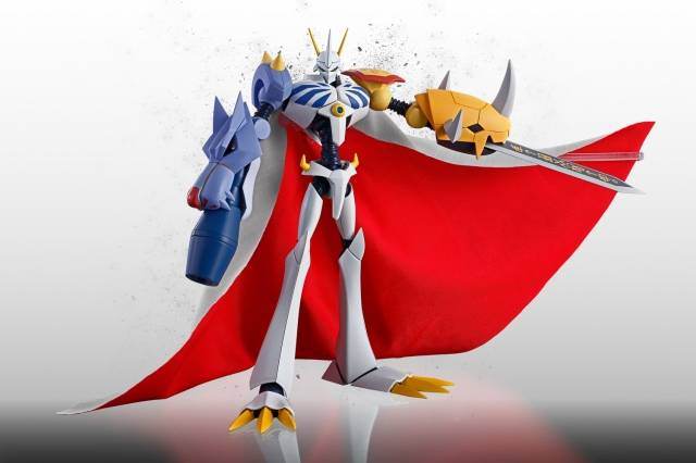S.H. Figuarts - Omegamon - Our War Game
