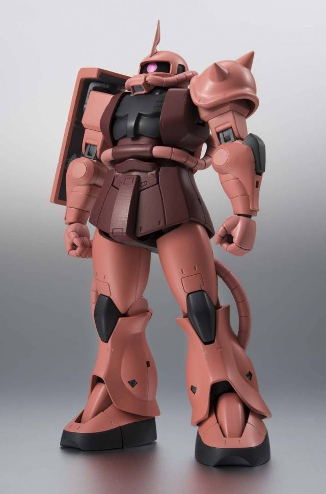 Robot Spirits - MS-06S ZAKU II Chars Custom Model ver. A.N.I.M.E.
