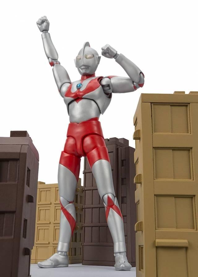 S.H. Figuarts - Ultraman 50th Anniversary Edition